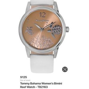 Tommy Bahama White Reef Watch